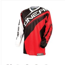 Uv shirts men online shopping - New custom riding suit off road motorcycle T shirt downhill service mountain bike quick drying long sleeve