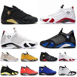 $enCountryForm.capitalKeyWord Australia - Quality High Reverse 14 14s Men Basketball Shoes University Gold Candy Cane Desert Sand Last Shot Thunder Mens Trainer Sports Sneakers 7-13