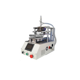 Oca For Mobile NZ - TBK 901 automatic Touch screen oca glue removing machine for mobile phone lcd screen refurbishment with vaccum pump and 4 moulds
