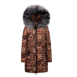 $enCountryForm.capitalKeyWord Australia - Cotton Padded Jackets Winter Fur Coats Casual Plus Size Blue Womens Parkas Slim Print Leopard Overcoats Hip Hop Female Outwear