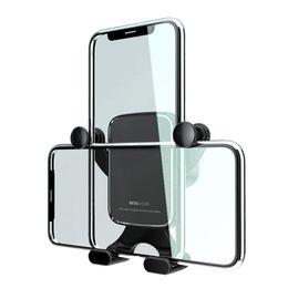 $enCountryForm.capitalKeyWord Australia - Car Mount Phone Holder Universal Hands Free Accessories Horizontal Vertical Convenient Stand Gravity Bracket Flexible Non Slip