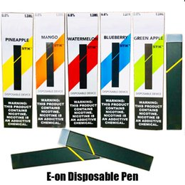 K batteries online shopping - Disposable Vape Pen mah battery Eon vapor pod ST KS Sticks Puffs disposable pen Flavors for Optional
