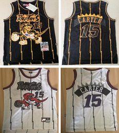$enCountryForm.capitalKeyWord Australia - NCAA 2019 Toronto Men Raptors Fans #15 Carter Embroidery Basketball Vests black The owl Edition Jerseys