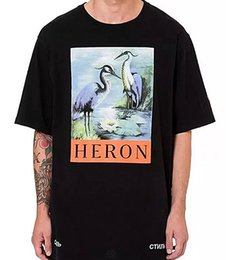 plain women tees 2019 - heron preston tshirt man designer print tshirts summer plain t-shirt mens women street sport t-shirts high quality cotto