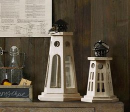 Art Models Australia - Northern European and American style country light lamp candlestick decoration living room model between the subway art furnishings home sof