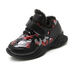 Boys shoes years old online shopping - Children Ankle Baby Boys Fashion Sports Shoes Autumn Winter New Kids Boots Little Boys Sneakers Shoes Year Old