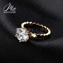 White Gold Moissanite Australia - wavy shape band 18k gold High quality fancy tiny D white moissanite diamond ring for engagement wedding ceremony