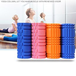 Trigger Block Australia - Resin Roller Deep Tissue Massage Muscle Relax Exercise Trigger Point Grid Physio High Density