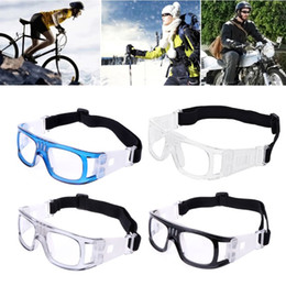 f9fdd0ee4363 New 1 Pc Men Women Sport Eyewear Protective Goggles Glasses Safe Basketball  Soccer Football Cycling Glasses 4 Colors