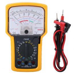 Balls Test Australia - clamp meter KT7050 Multifunction High Sensitivity High Accuracy Ohm Test Meter Analog Multimeter multimetr