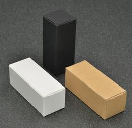 $enCountryForm.capitalKeyWord Australia - paper packaging box white black yellow color for 10ml 15ml 20ml 30ml 50ml 100ml round bottle custom print logo for perfume vape e liquid