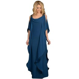 Wholesale moroccan clothing for sale - Group buy 2019 New Sampling of high quality practical Caftan islamic clothing Moroccan women married mothers Abaya dress Party Evening Dresse