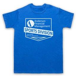 Großhandel BALLERS UNOFFICIAL ANDERSON FINANCIAL THE ROCK T-Shirt Erwachsene Kindergrößen COLS