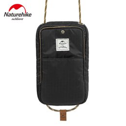 passport ticket case Australia - Outdoor Sports Portable Pouch Men Women Mutli-Purpose Zippered Pouch Carry Case Bag For Passport Ticket Cards Running Gym Bags