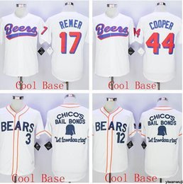 pullover baseball jerseys 2019 - Wholesale hot selling #17REMER #44COOPER Flexbase Coolbase grey pullover Baseball Jerseys Shirt Stitched base Top Qualit
