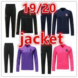 $enCountryForm.capitalKeyWord NZ - Top 19 20 Real Madrid Bayern Munich Ajax psg soccer jacket tracksuit 2019 2020 RONALDO full zipper football jackets training jogging suit