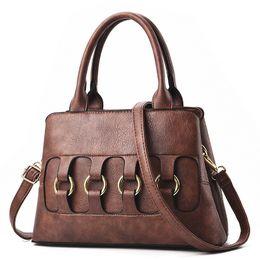 $enCountryForm.capitalKeyWord UK - Fashion Women Handbags Tassel PU Leather Totes Bag Top-handle Embroidery Crossbody Bag Shoulder Bag Lady Simple Style Hand Bags