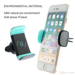 8 inch cell phones UK - New Car Mount Phone Holder 360 Degree Rotate Cell Phone Grip Safer Driving For iP X 8 6 inch Universal Phone holder