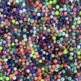 $enCountryForm.capitalKeyWord Australia - 500pcs 6mm Acrylic Big Ball Balls Replacement Nose Barbell Earring Tongue Eyebrow Ring Body Piercing Jewelry