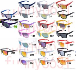 Discount good quality sunglasses wholesale - 10pcs SUMMER New woMen's riding glasses driving goggle man cycling Sport Sunglasses Bicycle Glass pink color good q