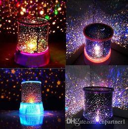 $enCountryForm.capitalKeyWord Australia - Retail Good Gift Starry Star Master Gift Led night light For Home Sky Star Master Light LED Projector Lamp Novelty Amazing Colorful