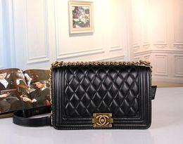 Ladies Handbag Fabric Australia - 2018 hot sale women designer handbags luxury crossbody messenger shoulder bags chain bag good quality pu leather purses ladies handbag