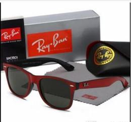 d3a26006b Alta qualidade clássico aviador óculos de sol dos homens da marca designer  e óculos de sol das mulheres de ouro verde 55mm 60mm lentes de vidro brown  case