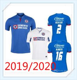 $enCountryForm.capitalKeyWord Australia - Thailand Quality 2019 2020 Mexico Club Cruz Azul Soccer Jerseys 19 20 CARAGLIO MONTOYA MENDEZ football Shirts camisetas de futbol S-2XL
