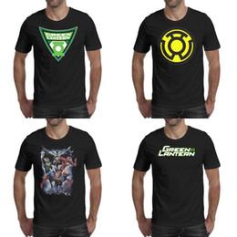$enCountryForm.capitalKeyWord Australia - Mens printing Green Lantern logo black green t shirt Design Awesome Friends Shirts Urban Superman Batman Flash yellow The Brave and Bold