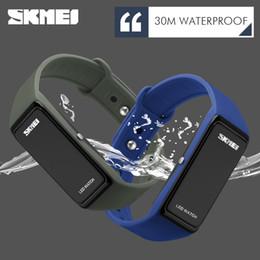 Skmei brand Men Sports Watches Children Digital Watch Women Sports Watches LED Wrist watch Dress Wristwatches Relogio Masculino on Sale