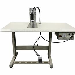 Semi Maschera automatico ad ultrasuoni Earloop Spot Welding Machine in Offerta