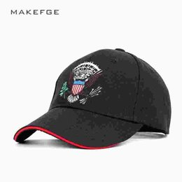 Comfort Springs Canada - Animal spring and autumn new embroidered baseball caps fashion adjustable buckle high quality sun visor breathable comfort hats