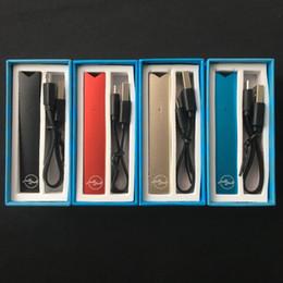 Blue Smoke Pens Australia - Vape JOLL Starter Kits 280mAh Compatible Smoking Pen Battery USB Charger Cartridge Pods Disposable Vape Pen Kits