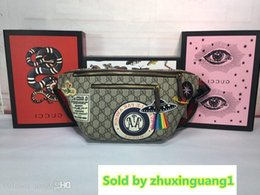 $enCountryForm.capitalKeyWord Australia - 2019 High-quality 529711 28..18..8cm Fashion Single Shoulder Bags, Men S And Women S Handbags, Luggage, Backpacks, Leather, Free Shiping
