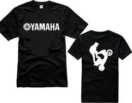 $enCountryForm.capitalKeyWord Australia - Fashion For yamaha Men T-shirt Motorcycle Cotton Summer Car Speed T-shirt Black for Man's short-sleeved shirts ss