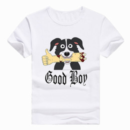 $enCountryForm.capitalKeyWord Australia - Asian Size Print Print Mr. Pickles Good Boy Fashion T-shirt Short sleeve O-Neck Tshirt For Men Women Streetwear HCP4111