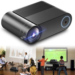 hdmi screens NZ - HD Mini 720P LED Projector For 1080P Wireless WiFi Sync Phone Support Multi-Screen Video Projector 3D HDMI VGA AV Beamer Home Theater