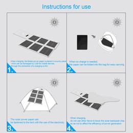 $enCountryForm.capitalKeyWord Australia - Miasole Solar Charger,USB Portable 4 Foldable 50W Solar Panel PowerPort Solar for iPhone 7   6s   Plus,iPad Pro   Air 2 mini,Galaxy S7 S