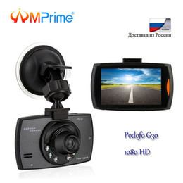 hd camera for car videos 2019 - AMPrime A2 Car DVR Camera G30 Full HD 1080P 140 Degree Dashcam Video Registrars for Cars Night Vision G-Sensor Dash Cam