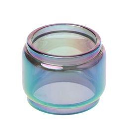 $enCountryForm.capitalKeyWord UK - Transparent Rainbow Vape Glass Tube Glass Tank Electronic Cigarette Accessories for Vape Pen 22 Vaporizer