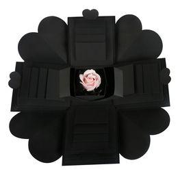 $enCountryForm.capitalKeyWord UK - Creative Explosion Surprise Box DIY Photo Album Love Happy Memory Multi-layer Birthday Anniversary Valentine's Day Gift Box
