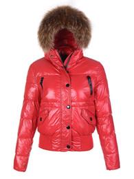 $enCountryForm.capitalKeyWord UK - Brand New Jacket Women High Quality Warm Natural Fur Collars Ladies Anorak Hooded coat parka