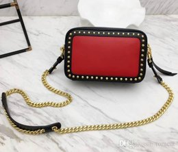 $enCountryForm.capitalKeyWord Australia - The New two styles imported first layer calfskin genuine leather nine colors top quality L21cm zipper opening women crossbody shoulder bags
