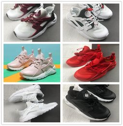 $enCountryForm.capitalKeyWord Australia - 2019&nbspNike Air Huarache Run Ultra 4.0 youth Running Shoes kid Sneakers outdoor sport walking Trainer Air Cushion Surface shoes size 26-35