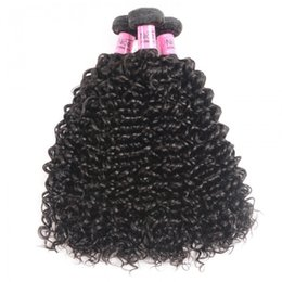 curly weave for black women 2021 - TKWIG 3 pcs lot brazilian in jerry curly hair weaving lace front for black women synthetic cheap curly weave for black w