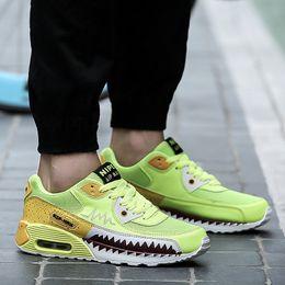 $enCountryForm.capitalKeyWord Australia - Professional Official Original Classic Men Women 90 Brand Cushion Running Sneaker Outdoor Sport 87 Shoes Shark 270 Max Size 44