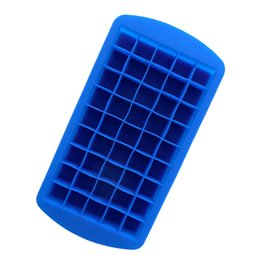brick ice cube UK - Ice Cube Mould Party Brick Square Whiskey Lce Block Cube Manufacturer Tray Ball Mold Kitchen L0424