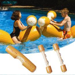 $enCountryForm.capitalKeyWord Australia - Water Sports Inflatable Bumper Game Swimming Pool Beach Ride-On Row Toy