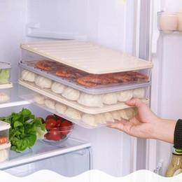 $enCountryForm.capitalKeyWord Australia - Egg Fish storage box food container keep eggs fresh refrigerator organizer kitchen dumplings storage containers 3
