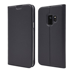 samsung a9 pro cases Australia - Luxury Wallet Phone Case For Samsung A10 A20 A30 A40 A50 A60 A70 A80 A90 Magnetic Flip With Holder For A9 Star A8 A7 A6 2018